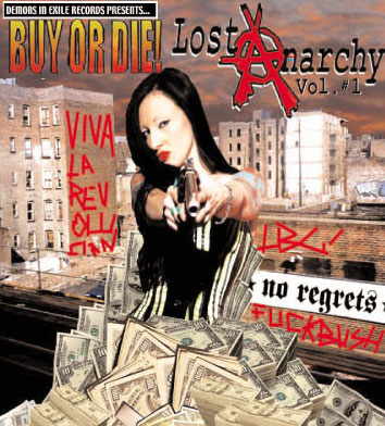 Lost Anarchy Volume 1